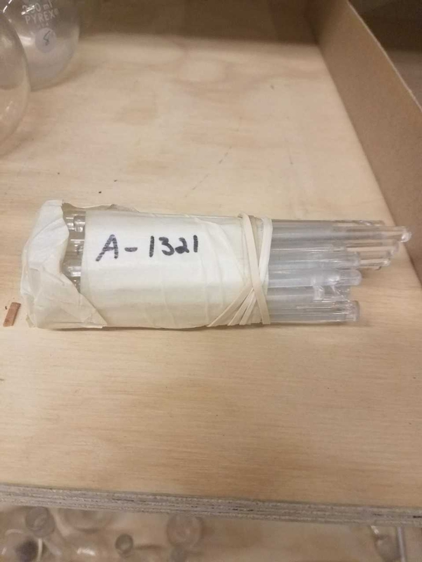 GLASS ROD A-1321 - Item # 17422 - United Textile Machinery Corp.
