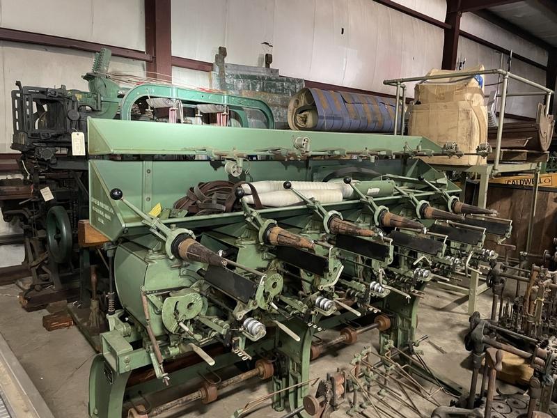 CONE WINDER B-9771 - Item # 17183 - United Textile Machinery Corp.