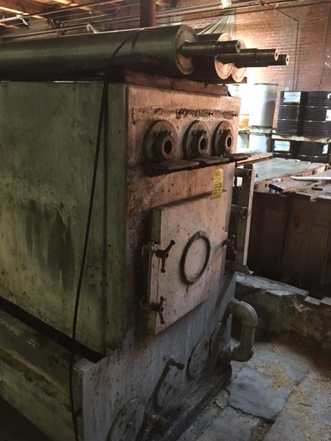 WASH BOX - Item # 17261 - United Textile Machinery Corp.