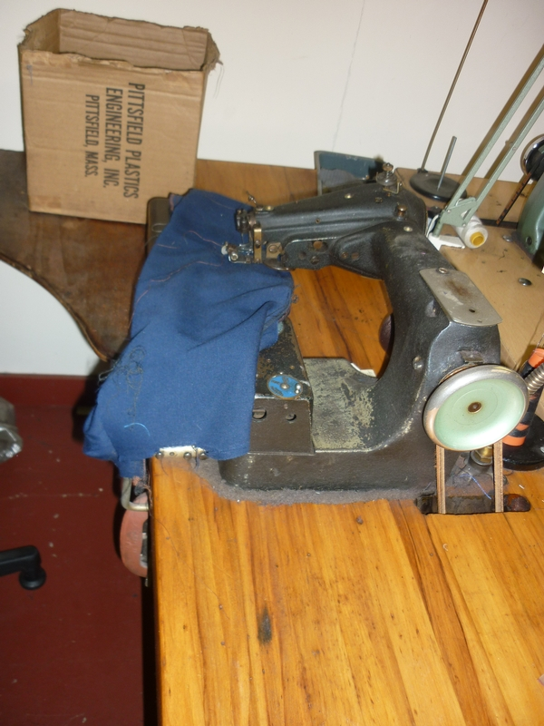 blindstitch sewing machine D-9925 - Item # 17034 - United Textile Machinery Corp.