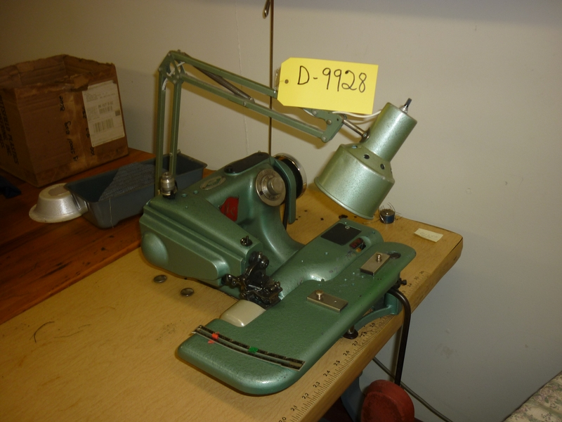 blindstitch sewing machine - Item # 17037 - United Textile Machinery Corp.