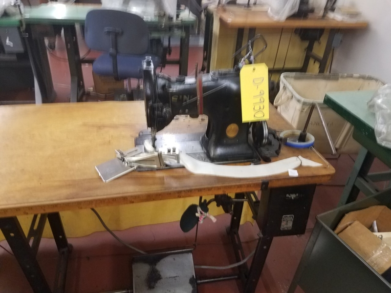 zig-zag sewing machine - Item # 17041 - United Textile Machinery Corp.