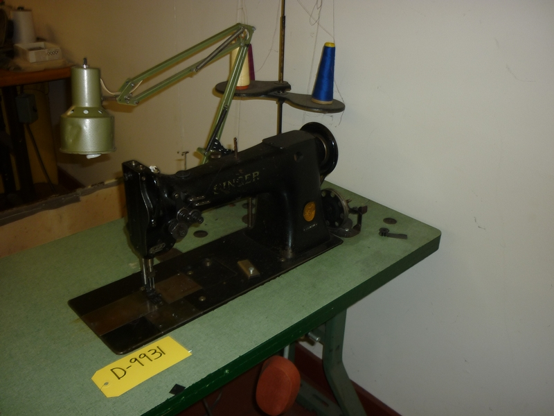 lockstitch sewing machine D-9931 - Item # 17042 - United Textile Machinery Corp.