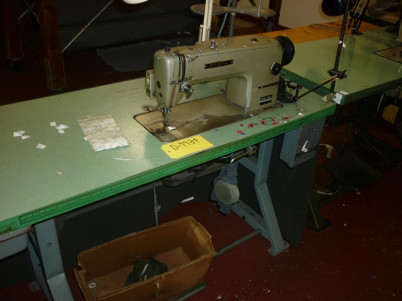 z-stitch sewing machine - Item # 17045 - United Textile Machinery Corp.