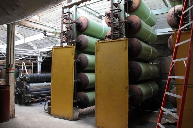 FINISHING RANGE - Item # 17232 - United Textile Machinery Corp.