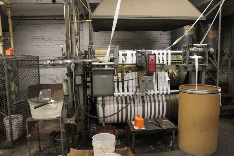 FINISHING RANGE - Item # 17233 - United Textile Machinery Corp.
