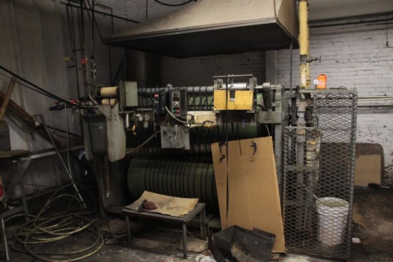 FINISHING RANGE - Item # 17234 - United Textile Machinery Corp.