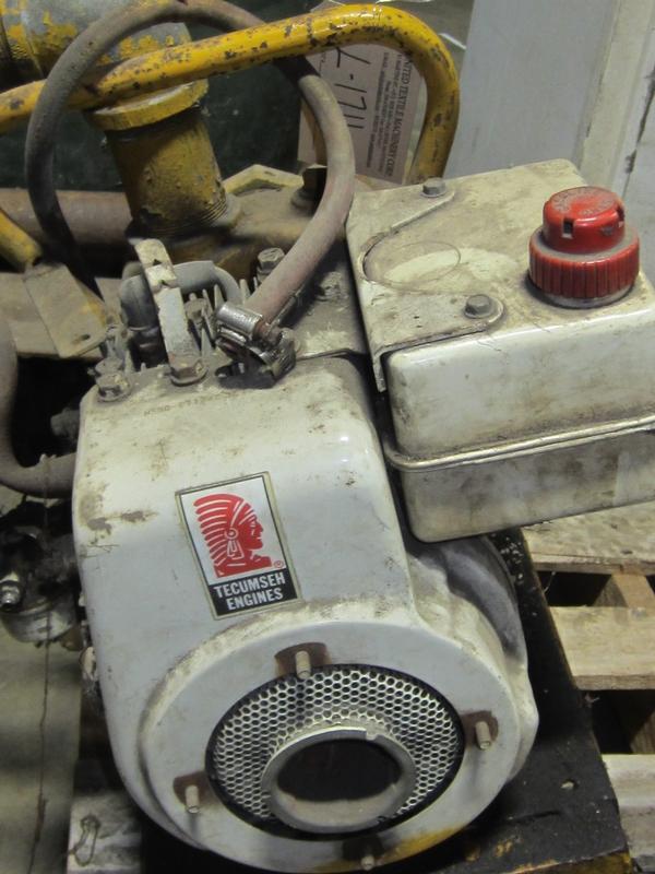 PUMP L-1711 - Item # 17635 - United Textile Machinery Corp.