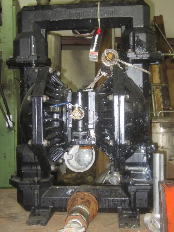ARO PUMP L-1798 - Item # 17711 - United Textile Machinery Corp.