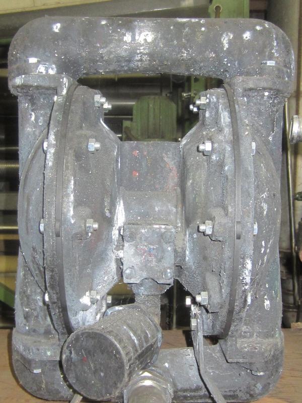 ARO PUMP L-1800 - Item # 17710 - United Textile Machinery Corp.