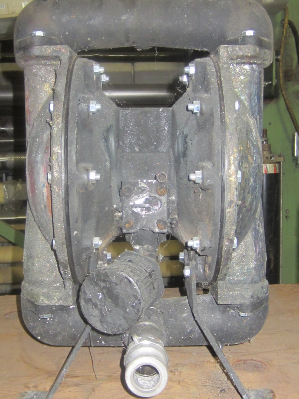 ARO PUMP L-1802 - Item # 17708 - United Textile Machinery Corp.