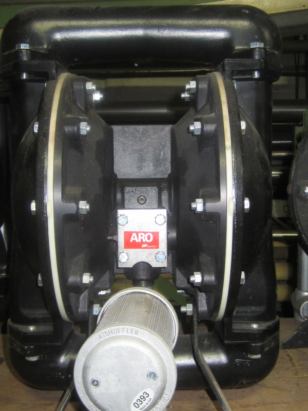 ARO PUMP L-1803 - Item # 17707 - United Textile Machinery Corp.