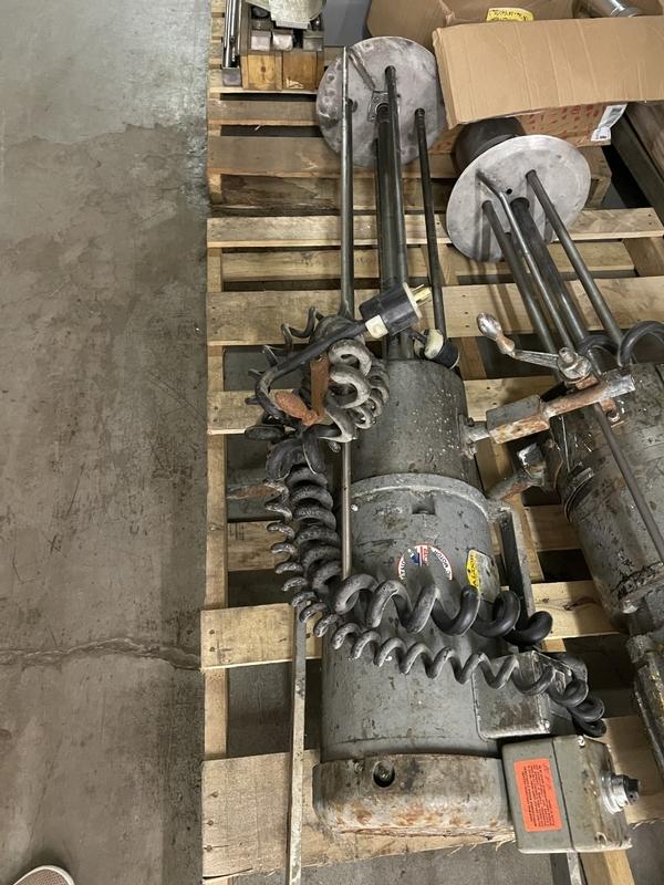 HOMOGENIZING MIXER 10 HP L-2042 - Item # 17783 - United Textile Machinery Corp.