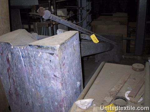 Screen Washer - Item # 16331 - United Textile Machinery Corp.